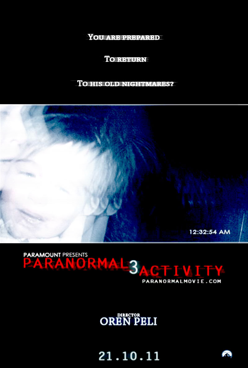 Paranormal Activity 3 Fails To Answer Questions Scad District