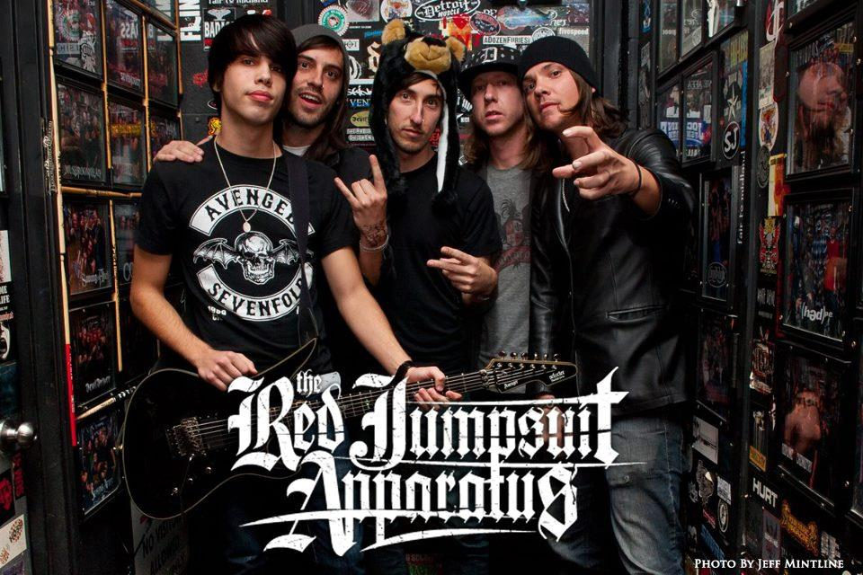 The Red Jumpsuit Apparatus to play at the Student Center – District