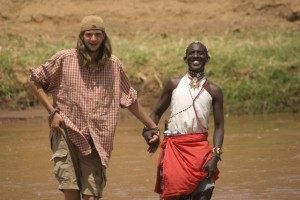 ALex In Kenya