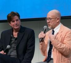 James Belzer in conversation with Michael Fink