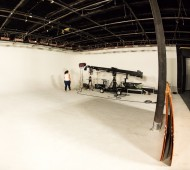 SCAD's new film studio gives students much needed space to work.