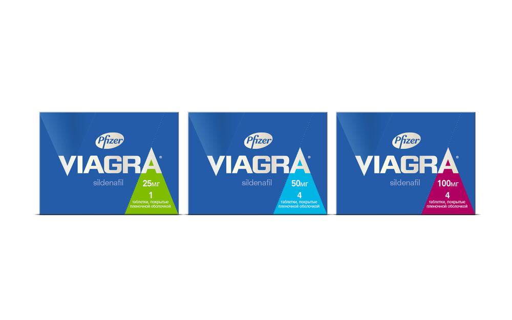 Виагра: инструкция по применению