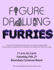 Figure Drawing Furries