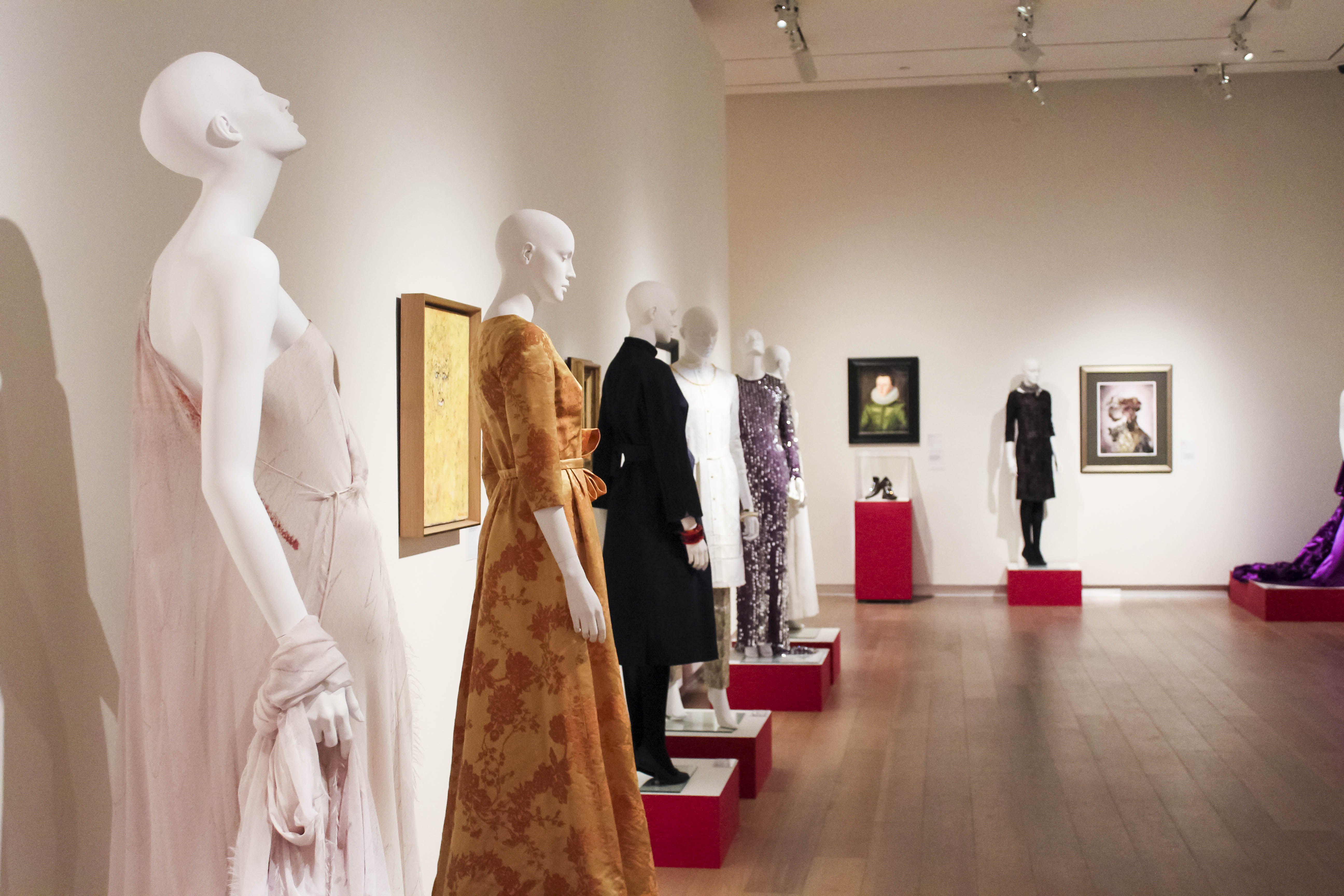 Fine Art Fashion Up For Discussion In New Moa Exhibit Scad District