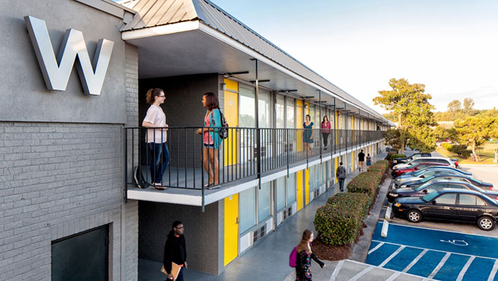 Residence life and housing plan major changes scad district for Savannah apartments near scad