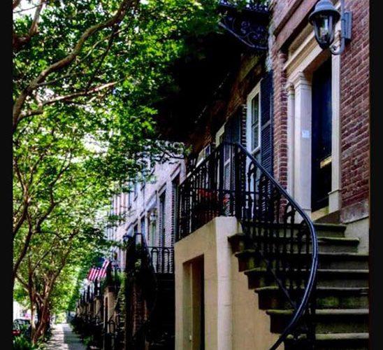 An Architect Explains: Richard Longstreth Explains Savannah's Architectural
