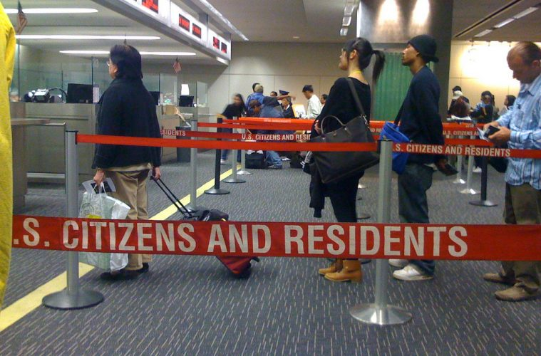 """""""SF immigration"""" by Jeff Warren is licensed under CC BY 2.0"""
