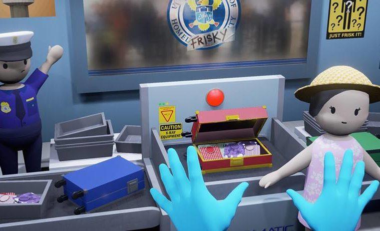 """""""TSA Frisky"""" game review"""