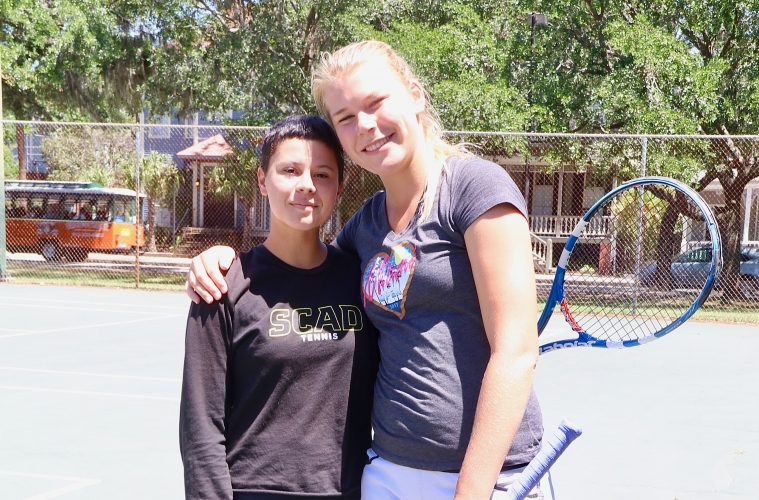 District Sports Spotlight: Women's Tennis