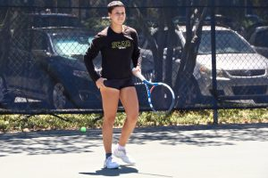 Karina Rovira SCAD Women's Tennis
