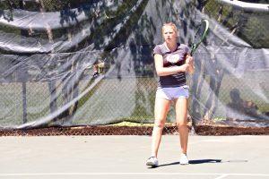 Eika Johanna Weber SCAD Women's Tennis