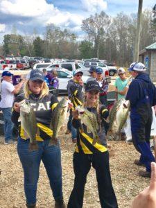 Women's Fishing: District Sports Spotlight