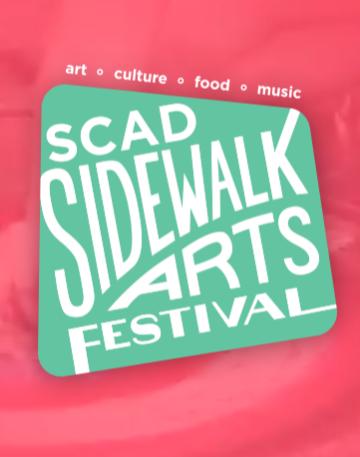SCAD Sidewalk Arts Festival 2017