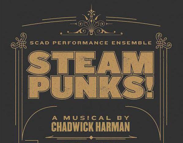 Steam Punks! Musical Poster