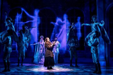"""Anastasia"" on Broadway"