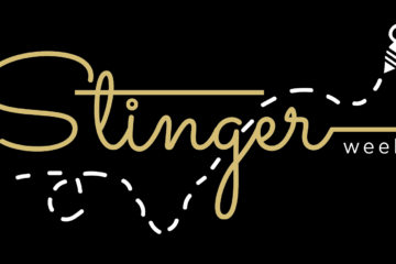 Stinger Weekly Column Logo