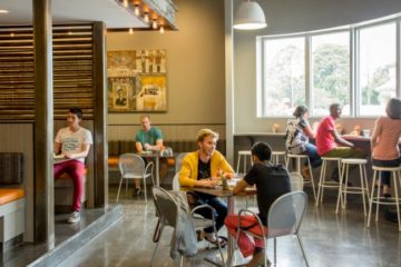 SCAD Dining Hall Options
