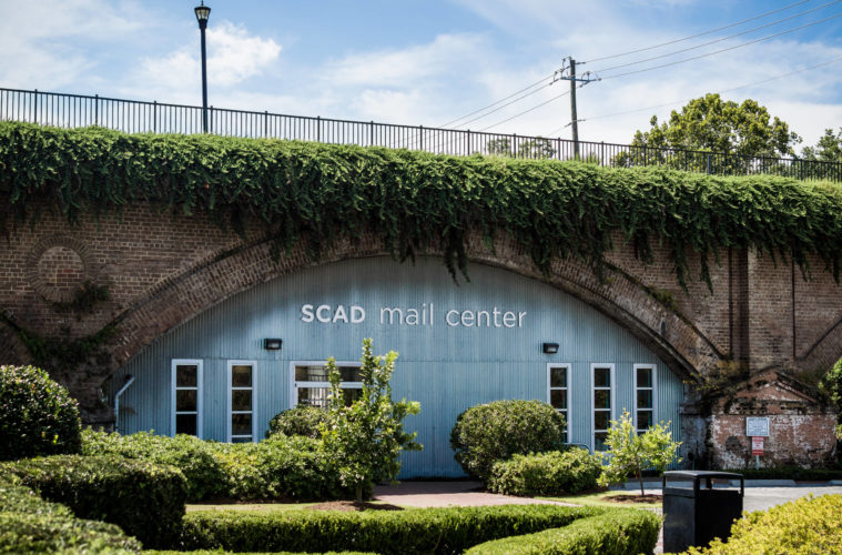 SCAD Mail Center