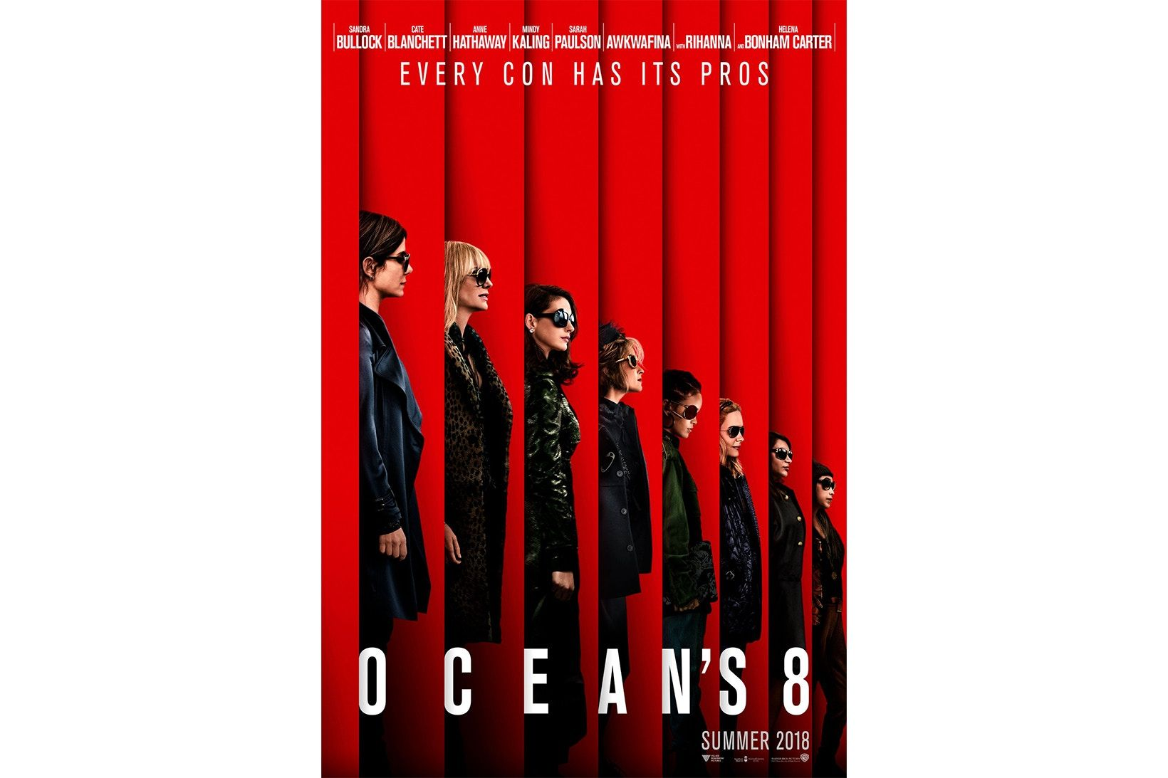 Ocean S 8 Delivers On The Goods Scad District